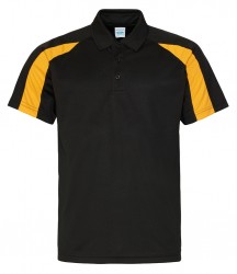 Image 11 of AWDis Cool Contrast Polo Shirt