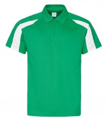 Image 12 of AWDis Cool Contrast Polo Shirt