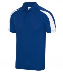 Image 13 of AWDis Cool Contrast Polo Shirt