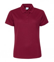 Image 6 of AWDis Cool Girlie Polo Shirt