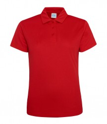 Image 8 of AWDis Cool Girlie Polo Shirt