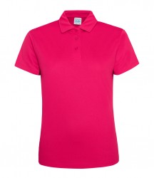 Image 10 of AWDis Cool Girlie Wicking Polo Shirt