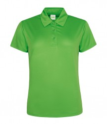 Image 12 of AWDis Cool Girlie Polo Shirt