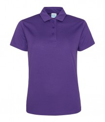 Image 13 of AWDis Cool Girlie Polo Shirt