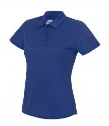 Image 2 of AWDis Cool Girlie Polo Shirt