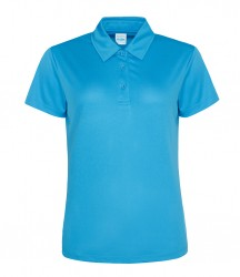 Image 3 of AWDis Cool Girlie Polo Shirt