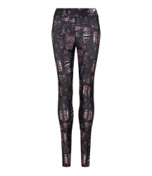 Image 4 of AWDis Cool Girlie Printed Leggings