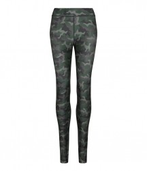 Image 5 of AWDis Cool Girlie Printed Leggings