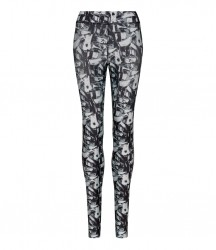 Image 7 of AWDis Cool Girlie Printed Leggings