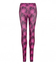 Image 9 of AWDis Cool Girlie Printed Leggings