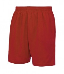 Image 7 of AWDis Cool Mesh Lined Shorts