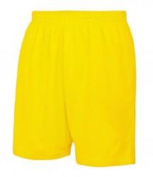 Image 3 of AWDis Cool Mesh Lined Shorts