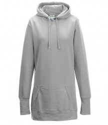 Image 6 of AWDis Girlie Long Line Hoodie