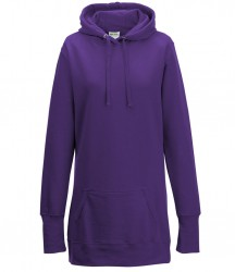 Image 4 of AWDis Girlie Long Line Hoodie