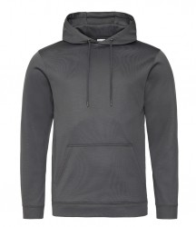 Image 2 of AWDis Sports Polyester Hoodie