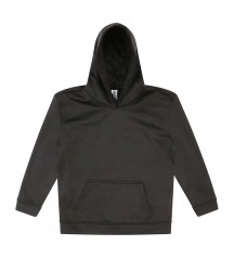 Image 2 of AWDis Kids Sports Polyester Hoodie