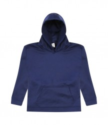 Image 3 of AWDis Kids Sports Polyester Hoodie