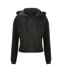 Image 2 of AWDis Girlie Cropped Hoodie