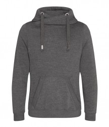 Image 6 of AWDis Cross Neck Hoodie