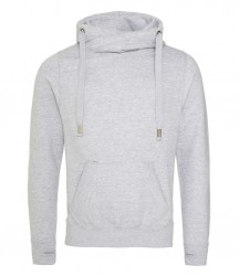 Image 5 of AWDis Cross Neck Hoodie