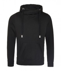 Image 4 of AWDis Cross Neck Hoodie