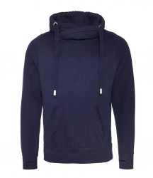 Image 2 of AWDis Cross Neck Hoodie