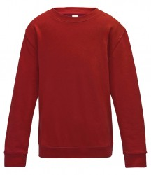 Image 8 of AWDis Kids Sweatshirt