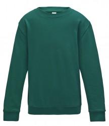 Image 14 of AWDis Kids Sweatshirt