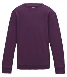 Image 21 of AWDis Kids Sweatshirt