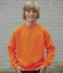 Image 1 of AWDis Kids Electric Sweatshirt