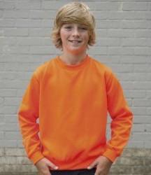 AWDis Kids Electric Sweatshirt image