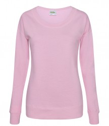 Image 3 of AWDis Girlie Fashion Sweatshirt