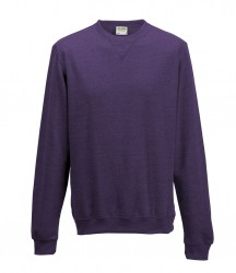 Image 4 of AWDis Heather Sweatshirt