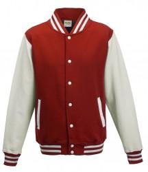 Image 4 of AWDis Varsity Jacket