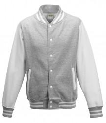 Image 5 of AWDis Varsity Jacket
