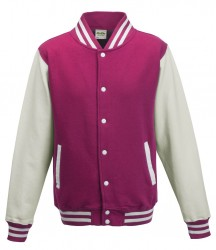 Image 6 of AWDis Varsity Jacket