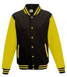 Image 12 of AWDis Varsity Jacket