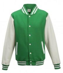 Image 14 of AWDis Varsity Jacket