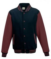 Image 15 of AWDis Varsity Jacket