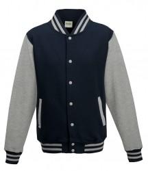Image 16 of AWDis Varsity Jacket