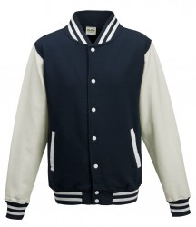 Image 17 of AWDis Varsity Jacket