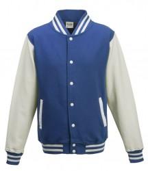 Image 20 of AWDis Varsity Jacket