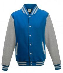 Image 21 of AWDis Varsity Jacket