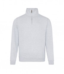 Image 7 of AWDis Sophomore Zip Neck Sweatshirt