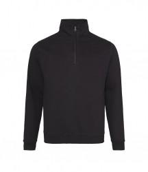 Image 9 of AWDis Sophomore Zip Neck Sweatshirt