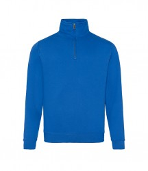 Image 11 of AWDis Sophomore Zip Neck Sweatshirt