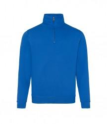 Image 13 of AWDis Sophomore Zip Neck Sweatshirt