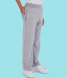 AWDis Kids Open Hem Jog Pants image