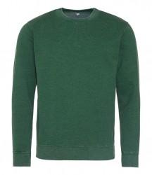 Image 10 of AWDis Washed Sweatshirt