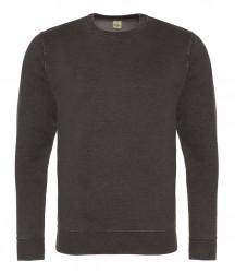 Image 8 of AWDis Washed Sweatshirt